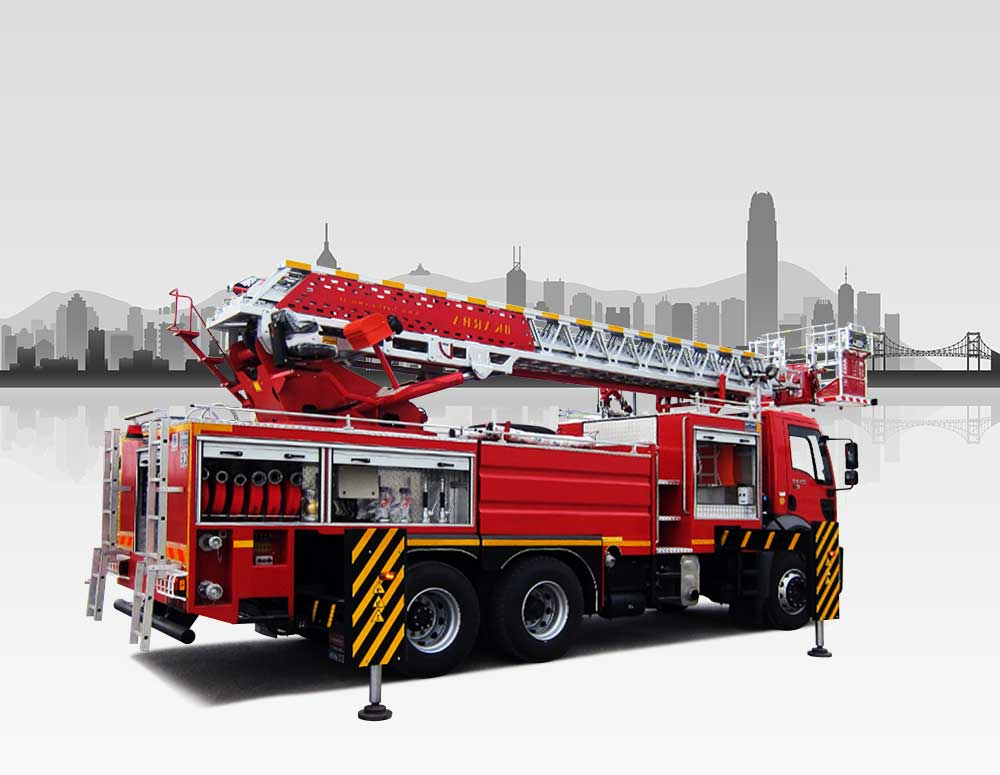 Firefighting Vehicles