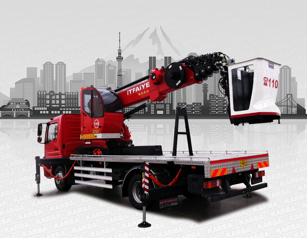 Telescopic Boom System Platforms